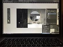 Visualisering - kurs i Photoshop