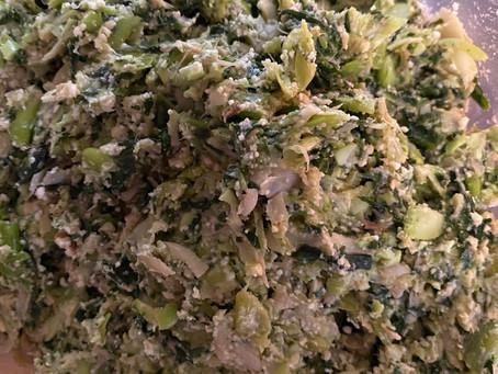 Artichoke Spinach dip substitute