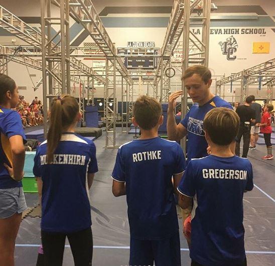 Obstacle Academy Ninja Team