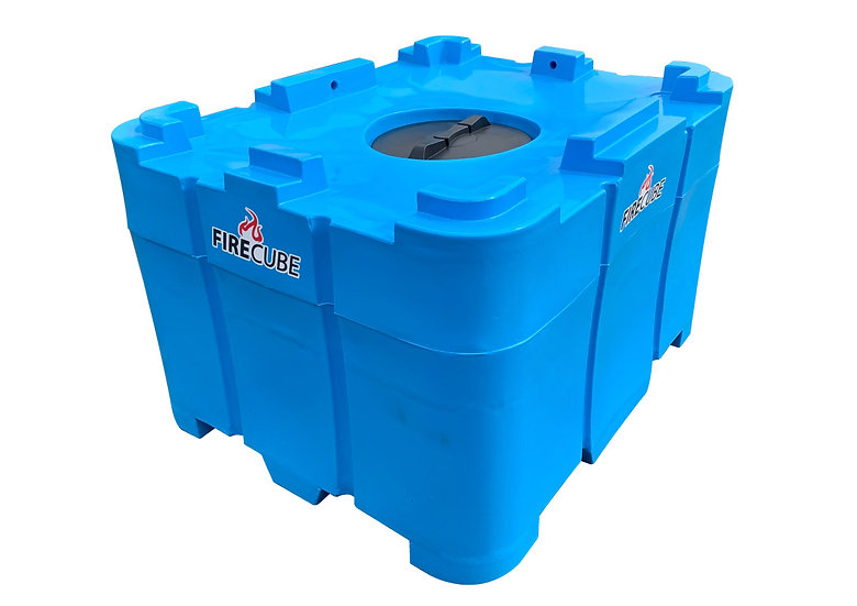 Fire Cube 900 L Water Cartage Tank Only