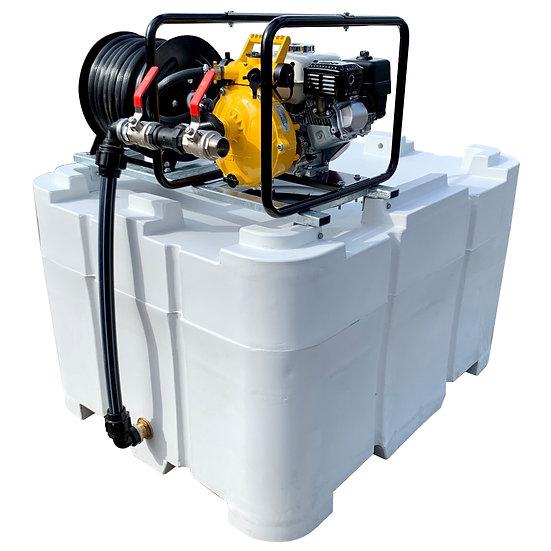 Fire Cube FC900-D Water Cartage Tank & Fire Pump