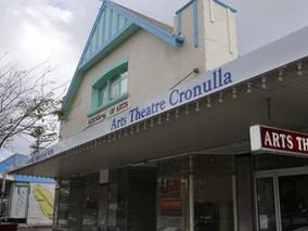 Arts Theatre Cronulla – potted history