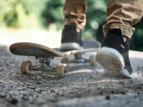 Skating towards a finish