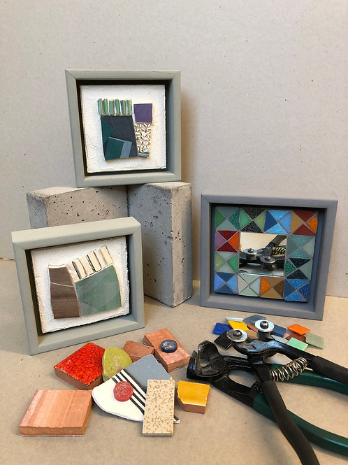 Intro to Mosaic with Joanna Kessel