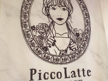 インスタ映えを狙うなら【Picco Latte】中崎町☕️🌸