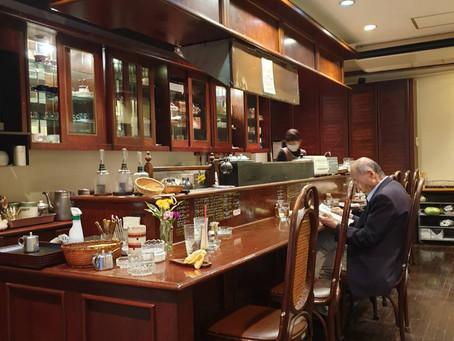 昔ながらの喫茶店【かのん】中崎町☕️