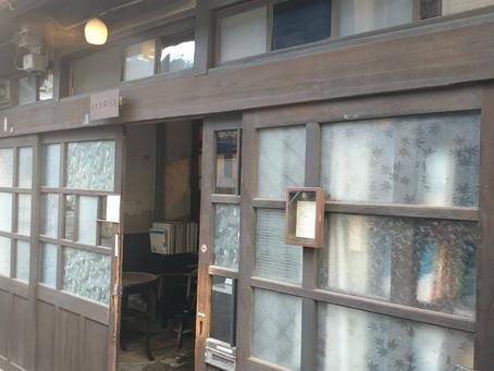 非日常を味わうなら【うてな喫茶店】中崎町