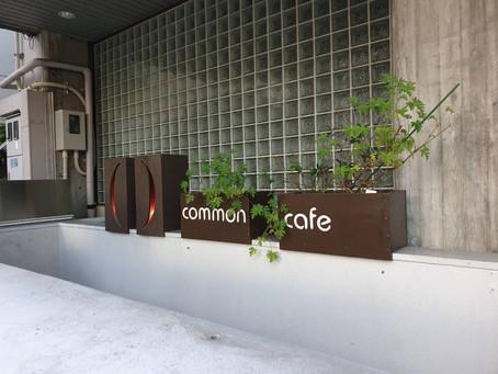 1日開業体験ができる【Common Cafe】中崎町⭐️