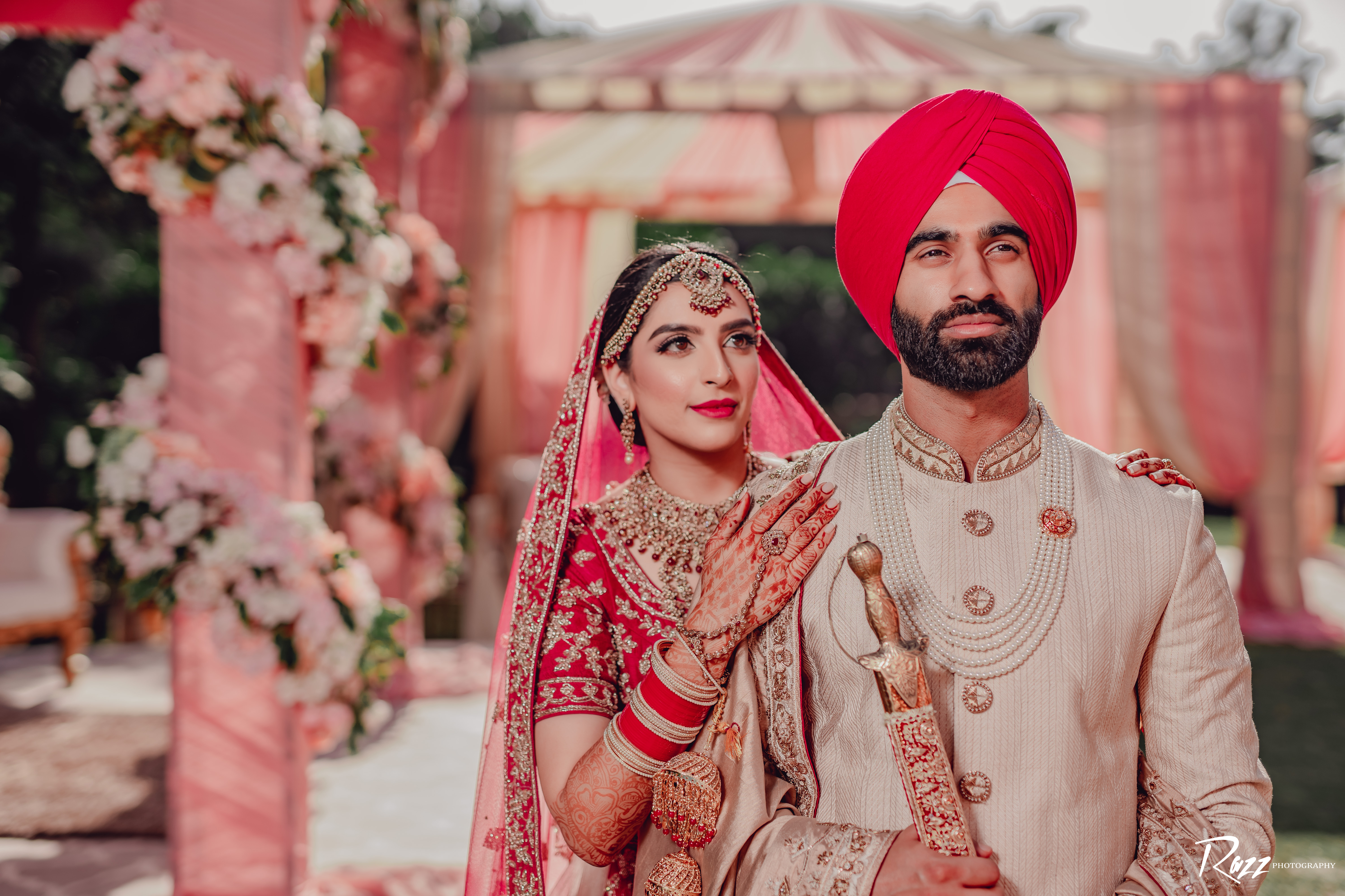 Best Featured Wedding Photos From Amritsar & Punjab