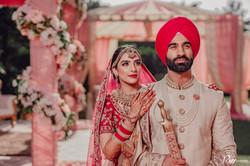 Best Featured Wedding Photos From Amritsar & Punjab