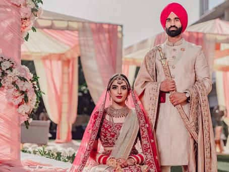 Best Wedding Photographer In Chandigarh & Punjab