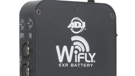 DMX Wifly