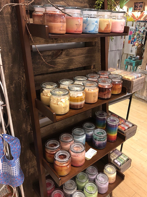 Assorted Scented Candles