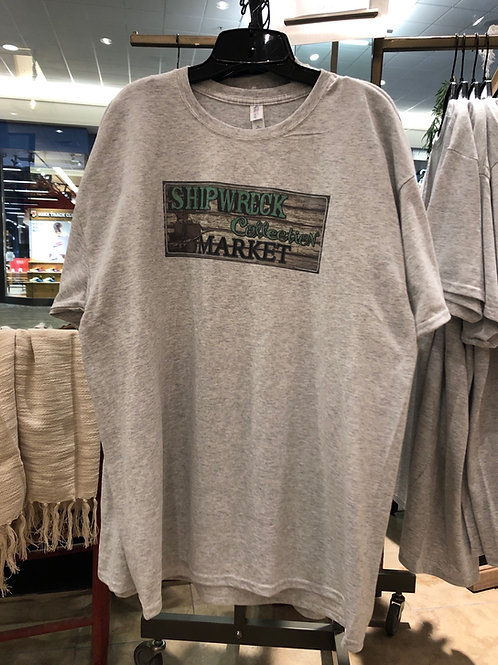 "Official ""Shipwreck Collection Market"" T-Shirt"