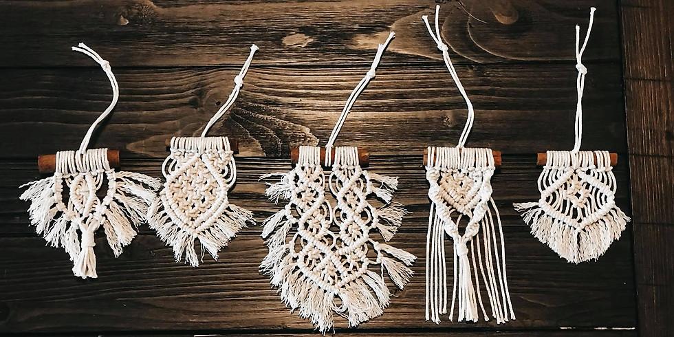 Forget Me Knots DIY Macrame Workshop