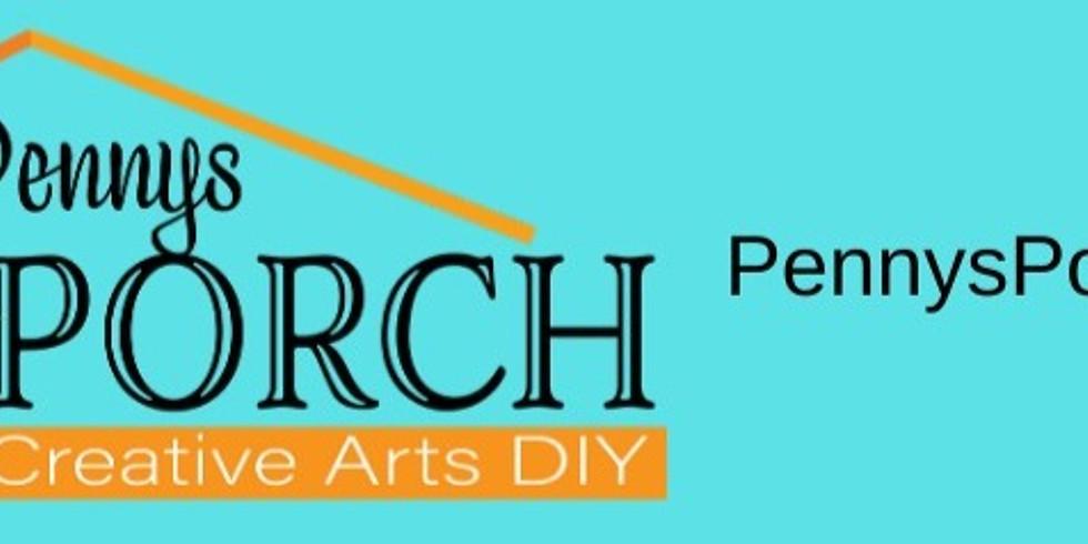 Penny's Porch DIY Clay Creation
