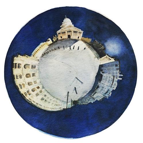 Place du Panthéon