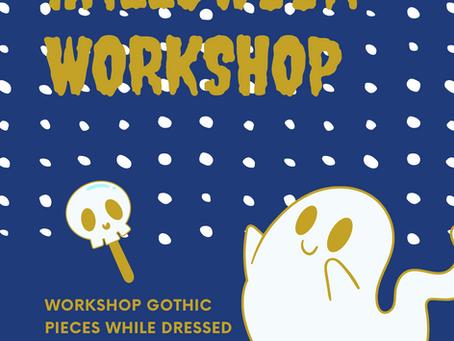 Halloween Workshop - LAW Writing Center