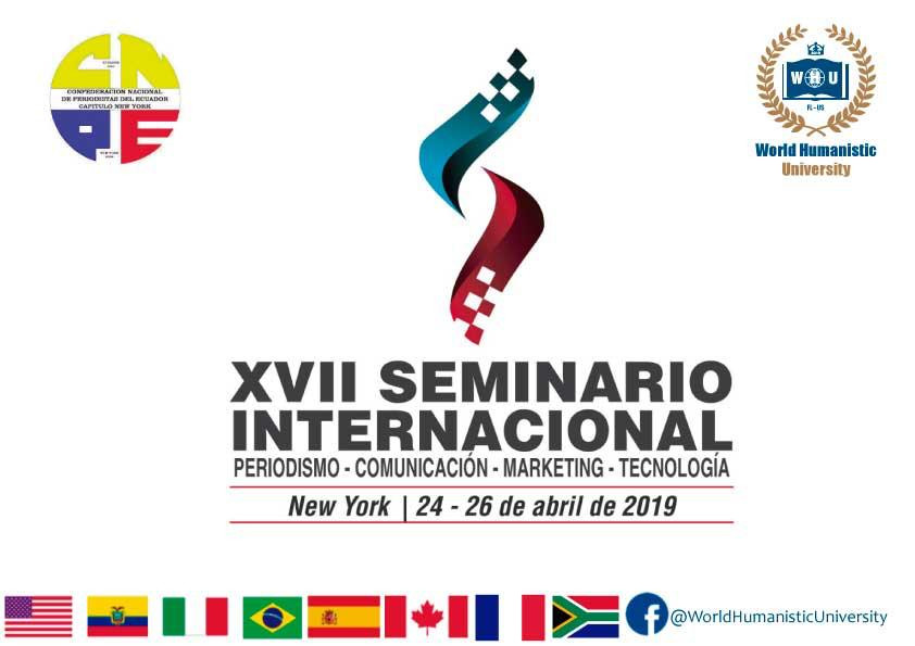 XVII SEMINARIO INTERNACIONAL New York