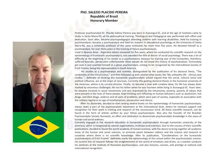 DR. SALEZIO PLACIDO