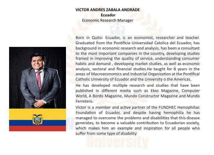Dr. Victor Zabala