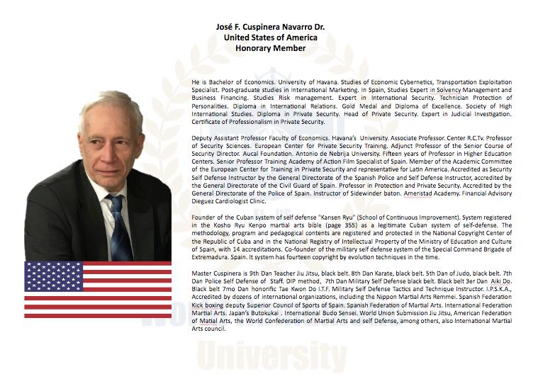 DR. JOSE CUSPINERA