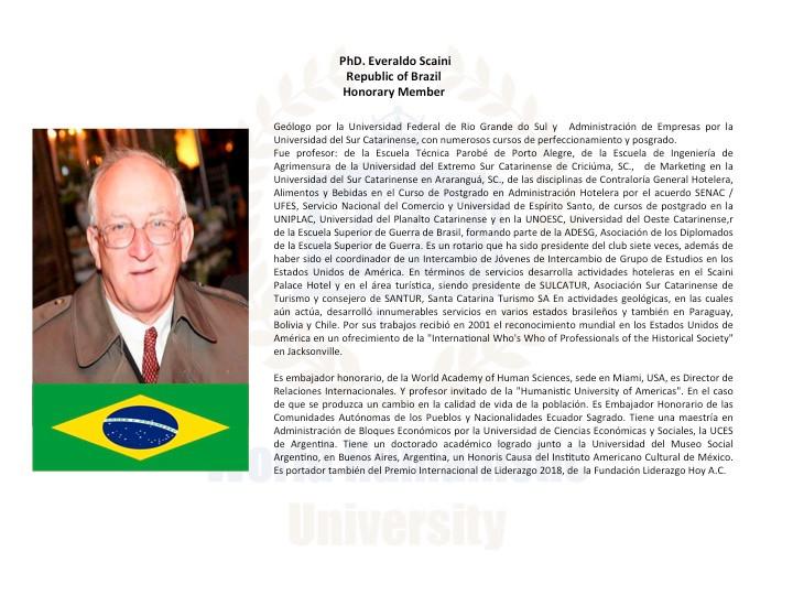 DR. EVERALDO SCAINI