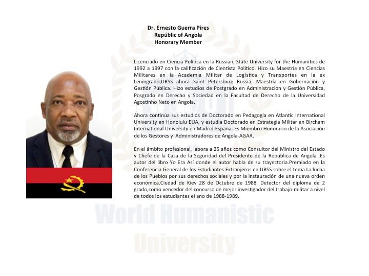 DR. ERNESTO GUERRA
