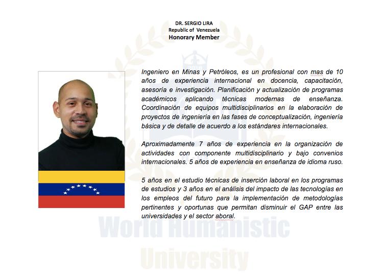 DR. SERGIO LIRA