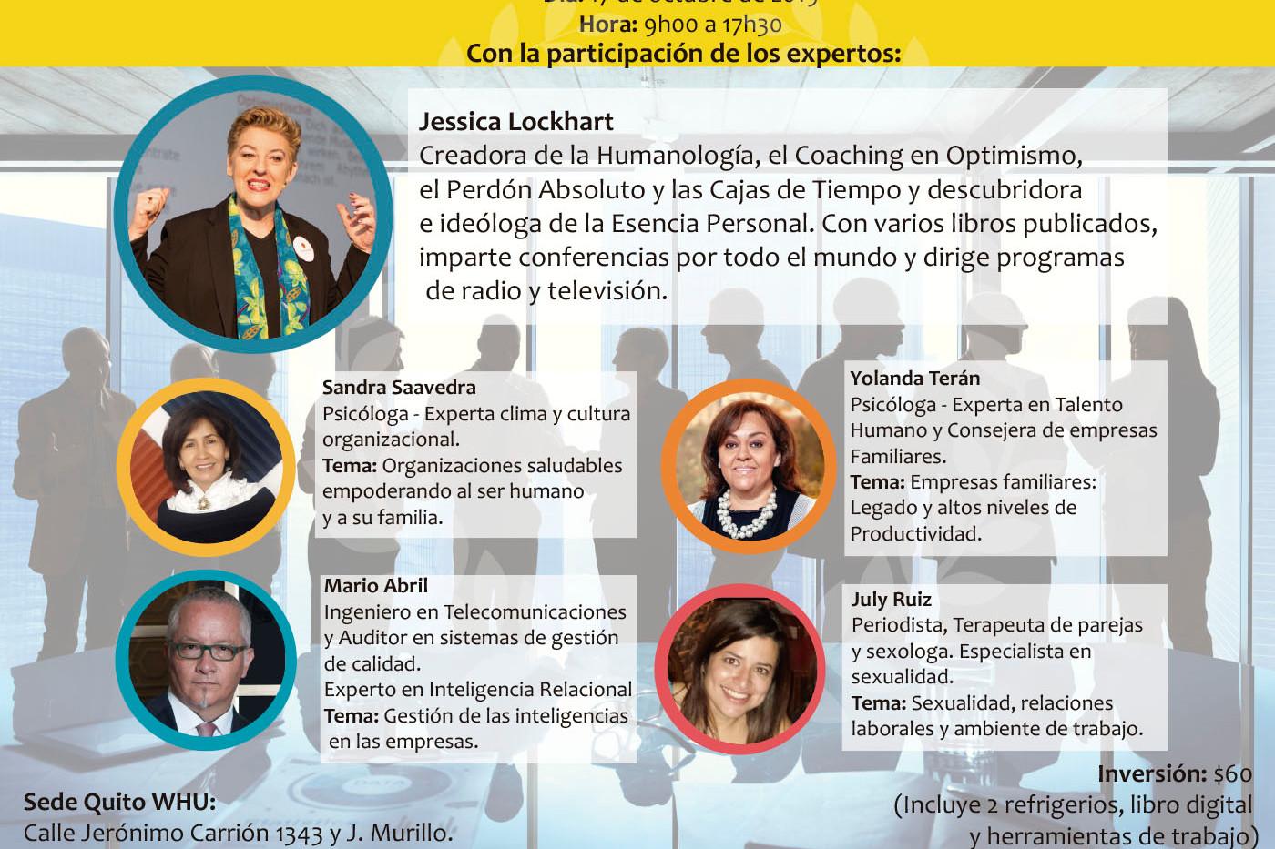 I Workshop Ejecutivo Optimismo, Innovacion, y Productividad