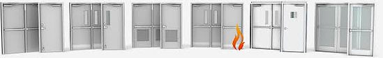 All types of Commercial Doors Westchester NY