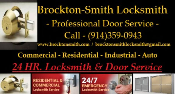 Brockton-Smith Lock and Door