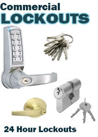 Commercial lockouts