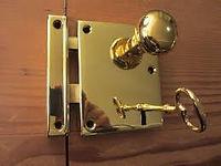 Baldwin privacy box lock.jfif