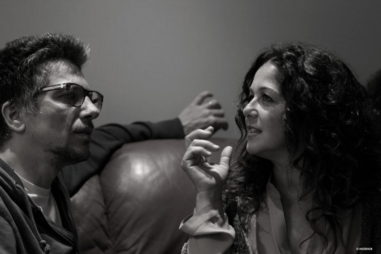 Sonia Spinello - Sospesa Backstage