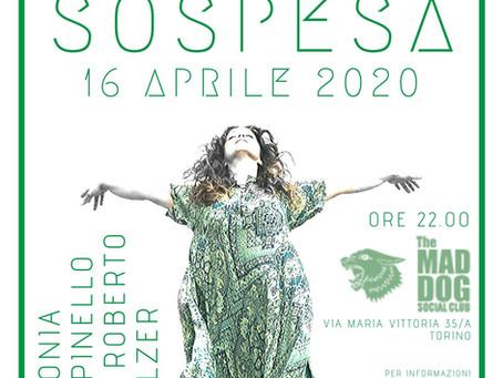 Sospesa tour 2020
