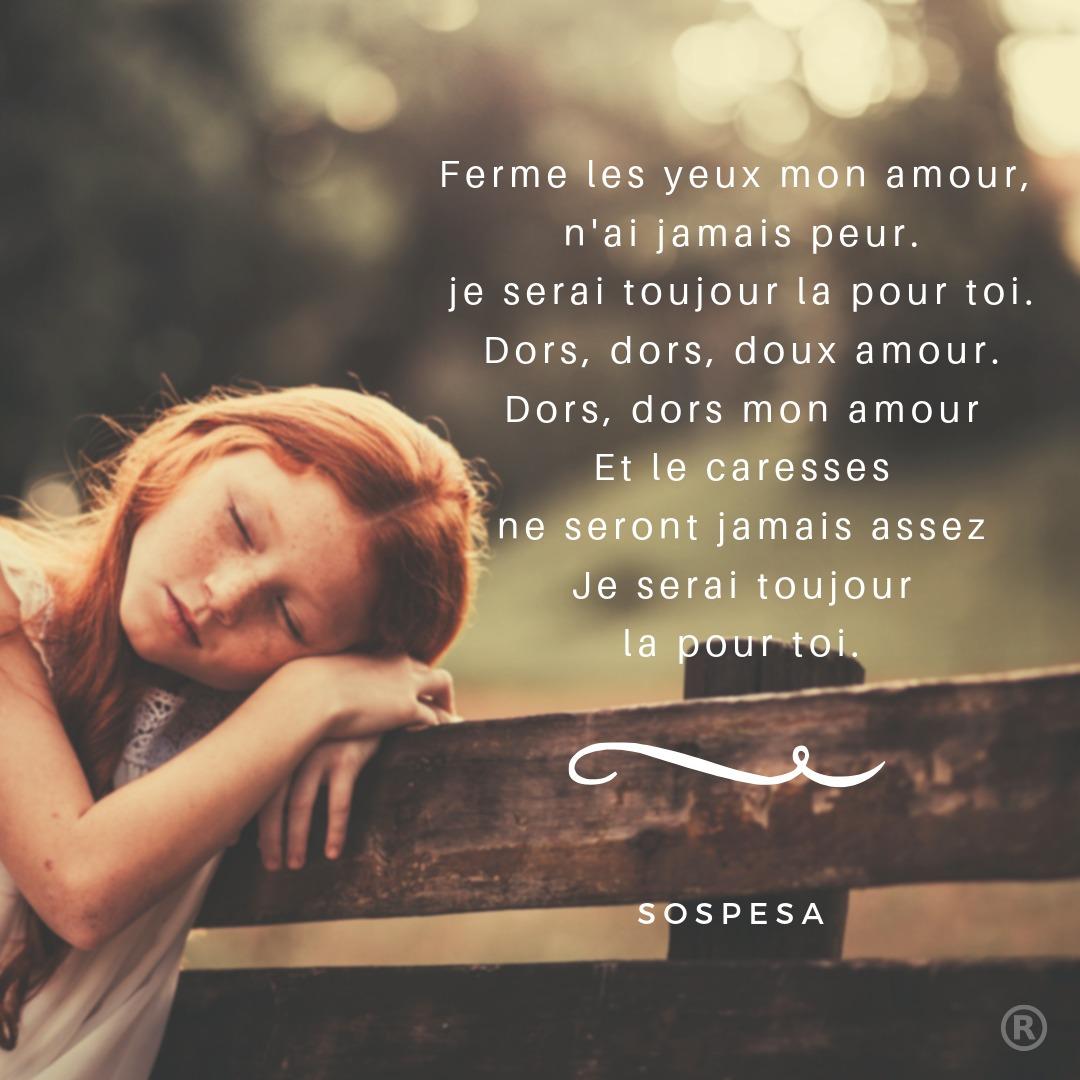 Doux Amour - SOSPESA
