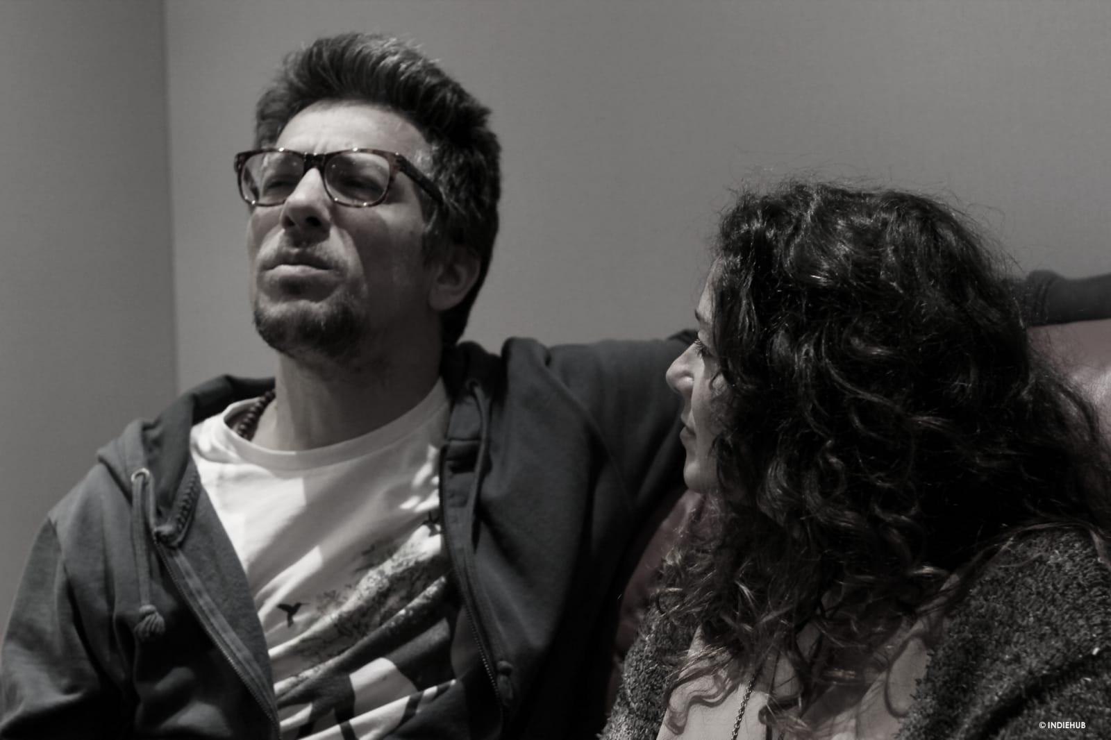 Sospesa - Backstage