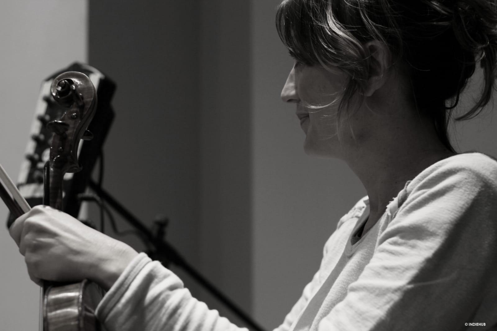Sonia Spinello_ Sospesa Backstage