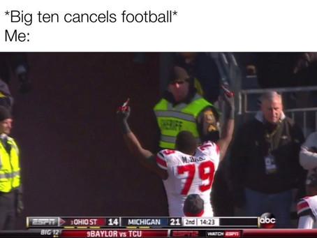 R.I.P College Football