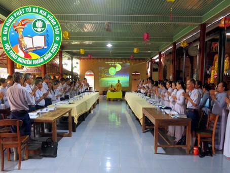 [Phật giáo] Hội Thảo Nghiên Huấn 2020 Gia Đình Phật Tử