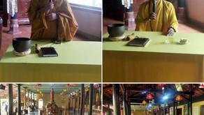 [Phật giáo] Chùa Thiên Quang đón mừng trung thu trong Phật Pháp