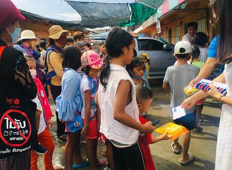 [Cộng đồng] Trung thu cho các em người tị nạn Việt Nam tại Thailand.