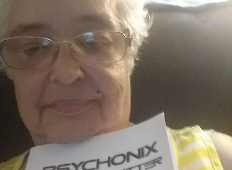 Debbie Harold - PSYCHONX review