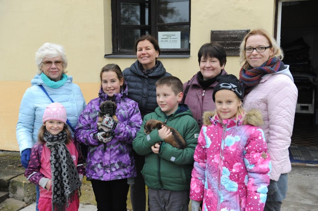Jelgavas dzīvnieku patversmē