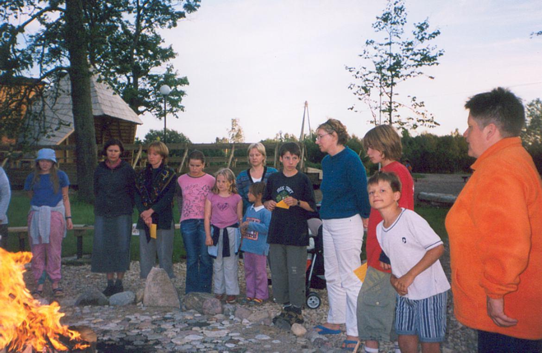 Bērnu nometnes
