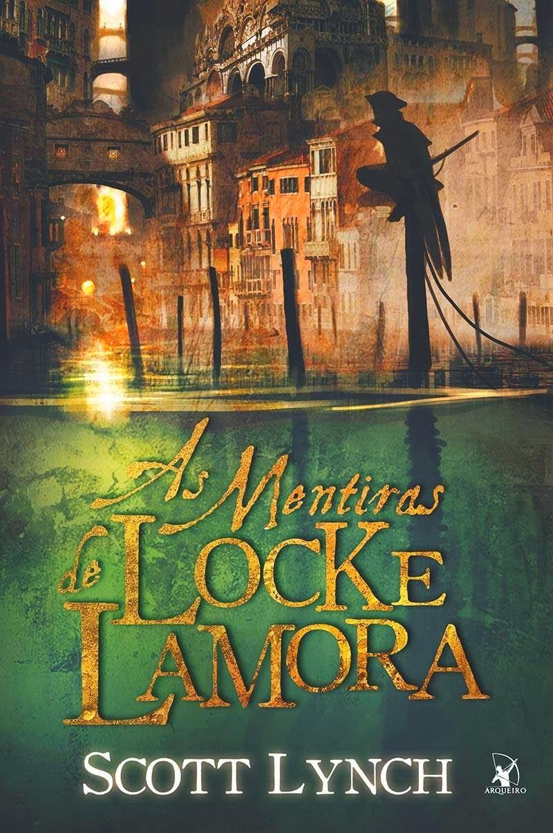 As mentiras de Locke Lamora, de Scott Lynch