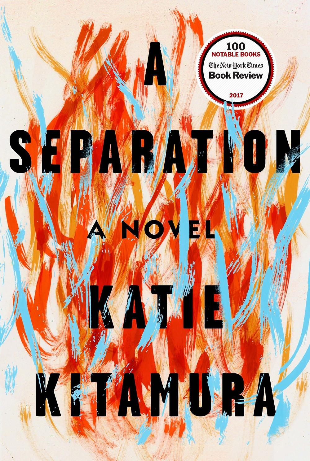 livro a separation, de katie kitamura