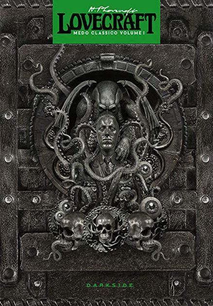 medo clássico de lovecraft, da dark side books
