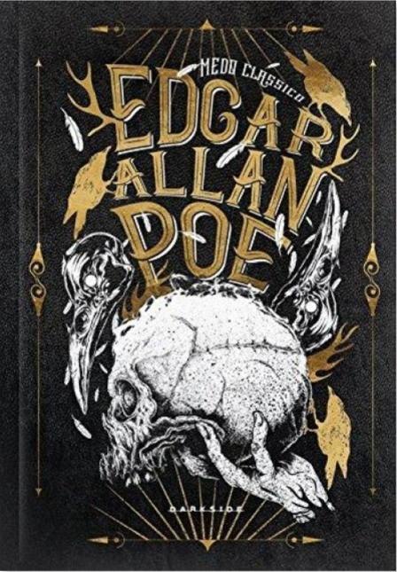 medo clássico de edgar allan poe, da dark side books